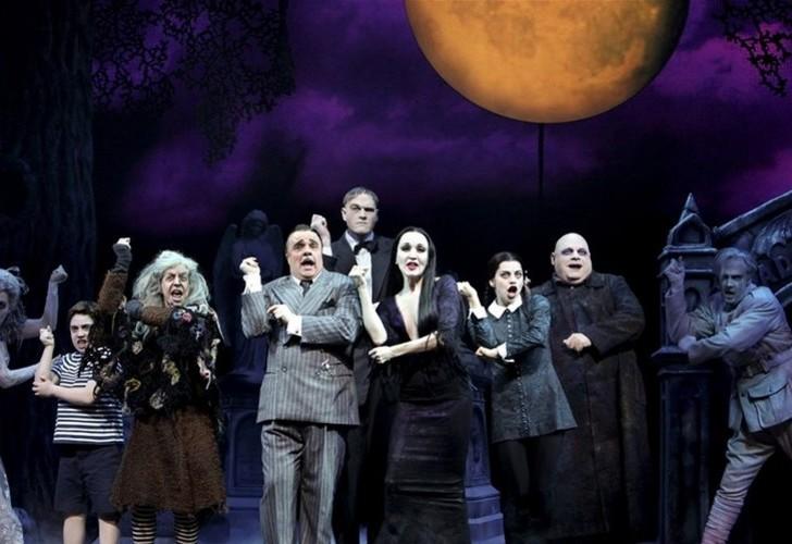 """Convocatoria para el musical """"Los locos Addams"""""""
