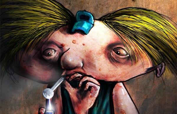 Tus personajes favoritos ahora consumen drogas