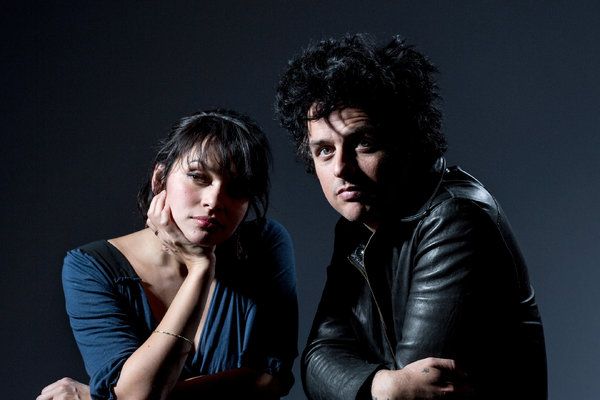 Norah Jones y Billie Joe Armstrong estrenan video