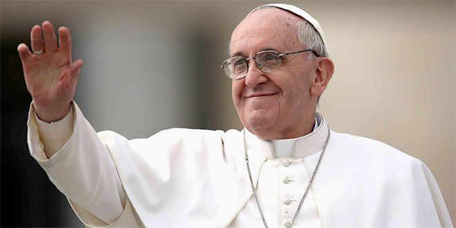 El Papa regala 19 casas a damnificados en Guatemala