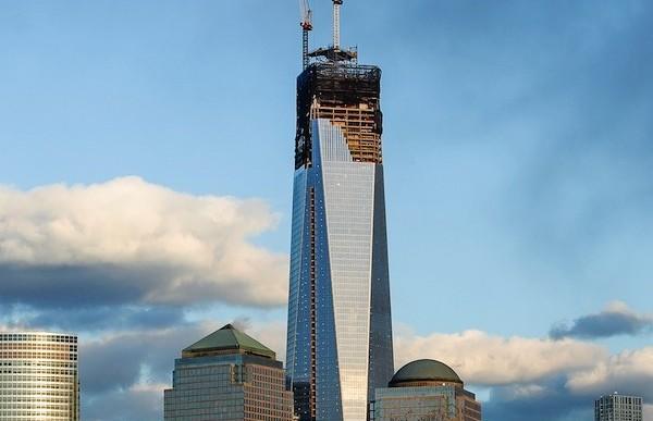 Joven arrestado por tomar fotos arriba del WTC