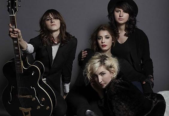Las mujers guitarristas icónicas