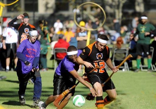 Muggle Quidditch y otros deportes que nunca verás en la tele
