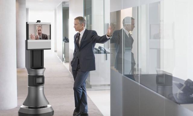 Tu robot de telepresencia extracorpórea ya es realidad