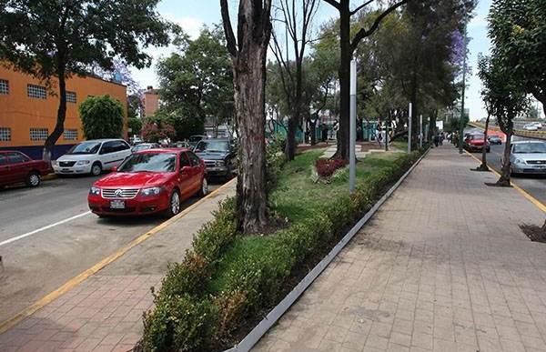 Inauguran parque Cuchilla en Miguel Hidalgo