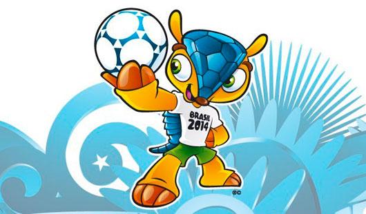 Fuleco será el nombre de la mascota de Brasil 2014