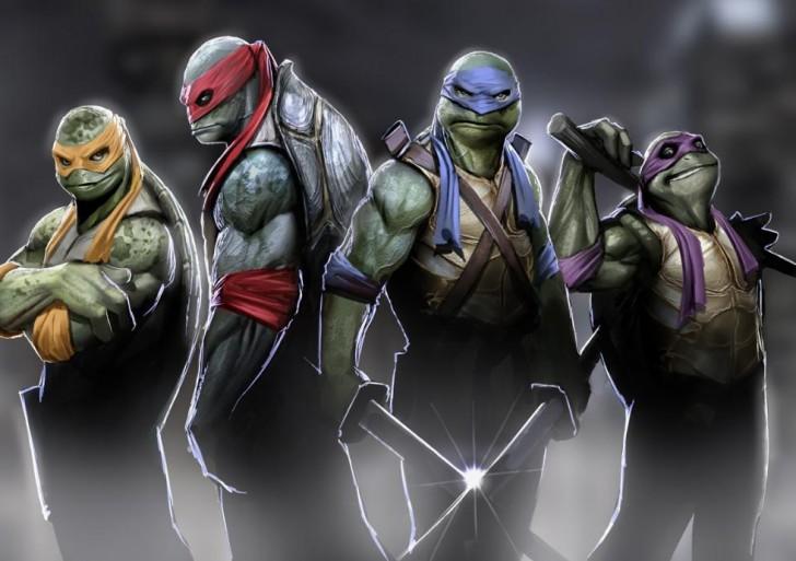 Mira el trailer de la nueva película de las Tortugas Ninja