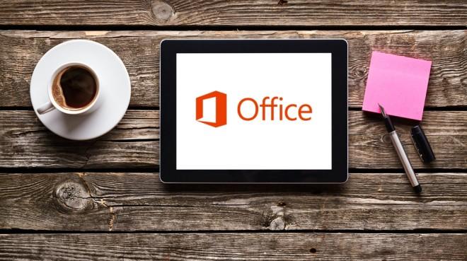 ¡Por fin! Lanzan versión de Office para iPad