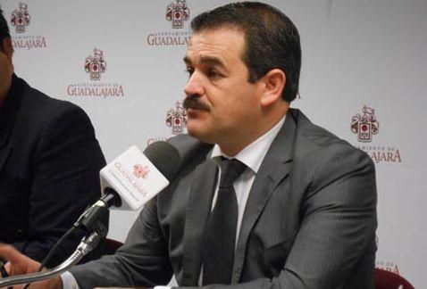 Renuncia jefe de la Policía de Guadalajara