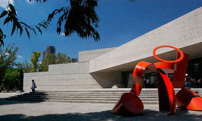Museo Tamayo recibe «Doble Negativo. De la pintura al objeto»