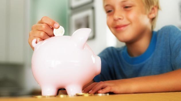 5 cosas que los niños tienen que saber sobre el dinero