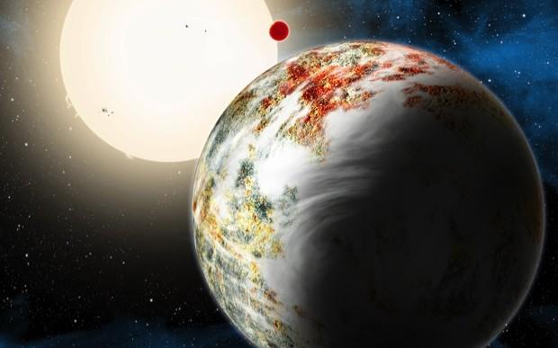 Descubren nuevo planeta imposible