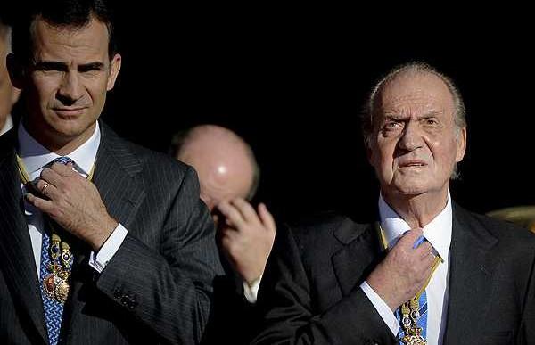 Adiós Juan Carlos, Bienvenido Felipe