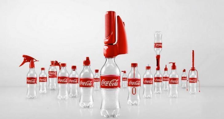 Coca-Cola lanza una campaña para dar 'segunda vida' a botellas de plástico