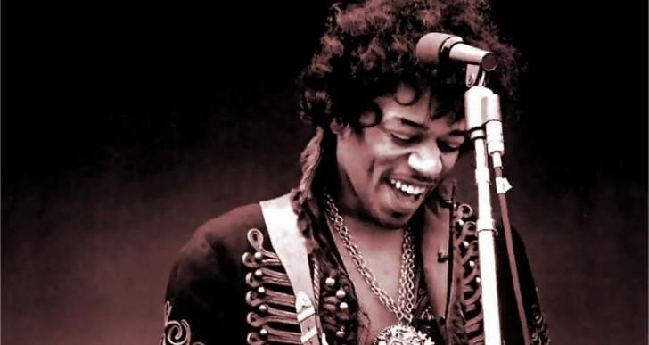 Película interpretará falsamente a Jimi Hendrix como violento