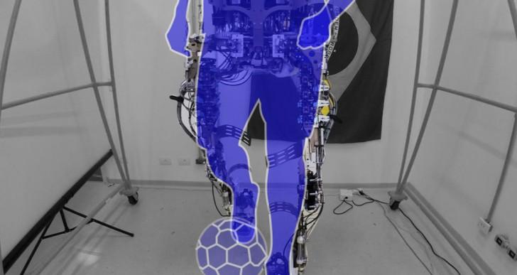 La época del cyborg empieza con el Mundial