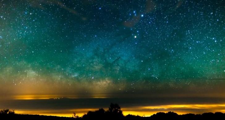 En este video podemos ver el Cielo en la Tierra