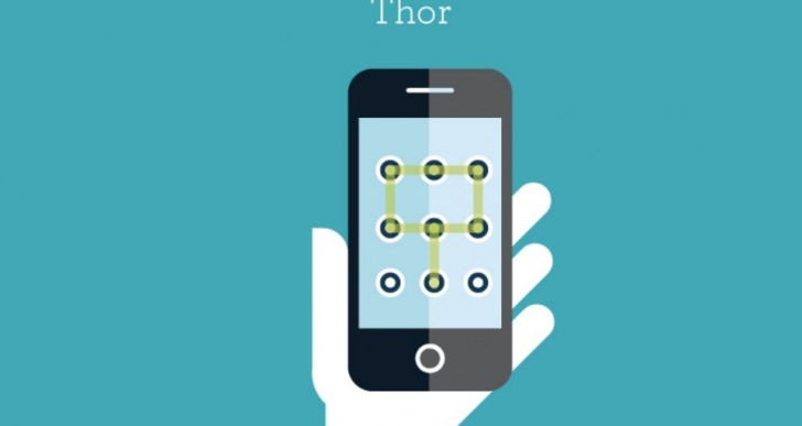 Así desbloquean su celular personajes famosos