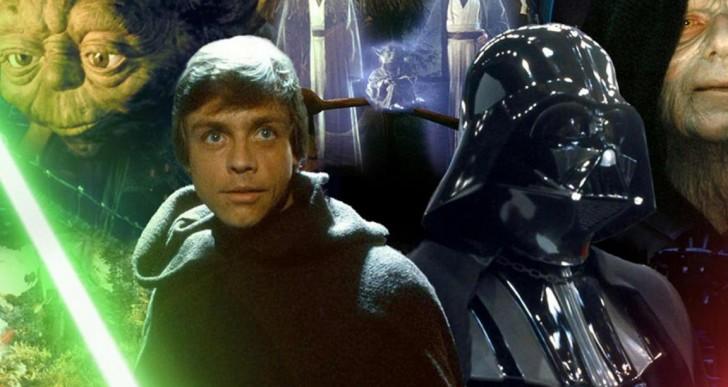El alfabeto de Star Wars en un solo video
