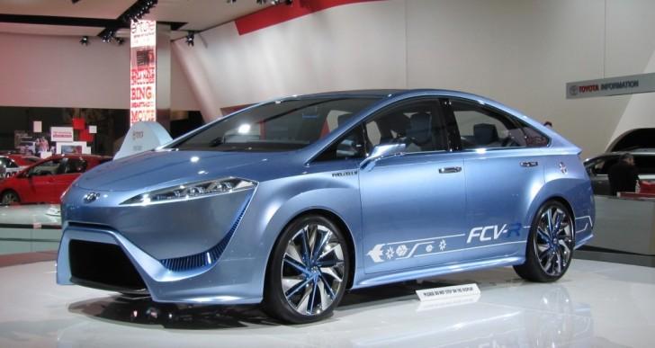 Este año comienza la producción de autos de hidrógeno