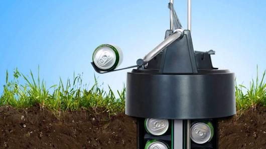 Esta hielera mantiene tus cervezas frías y ayuda al planeta