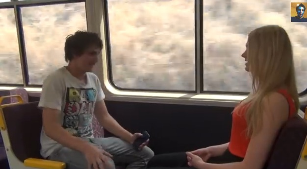 Bromas para pasar el rato en el metro