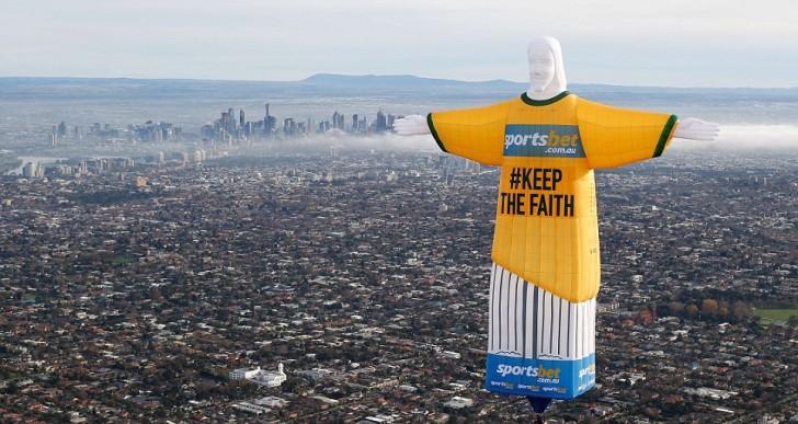 Jesús se dará un rol por el cielo para el Mundial