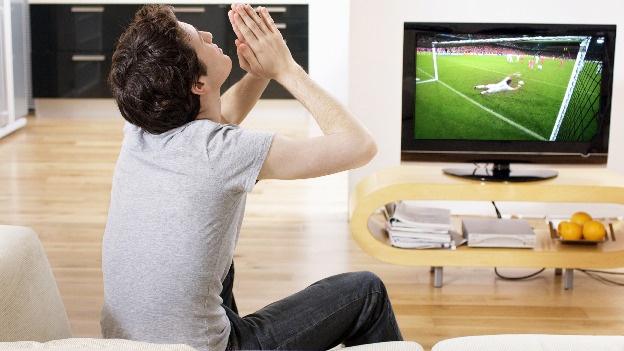Cuidado con el Mundial porque te puede provocar un infarto