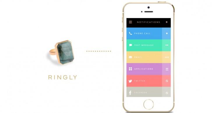 ¿Si tu anillo te avisara de tus mensajes?