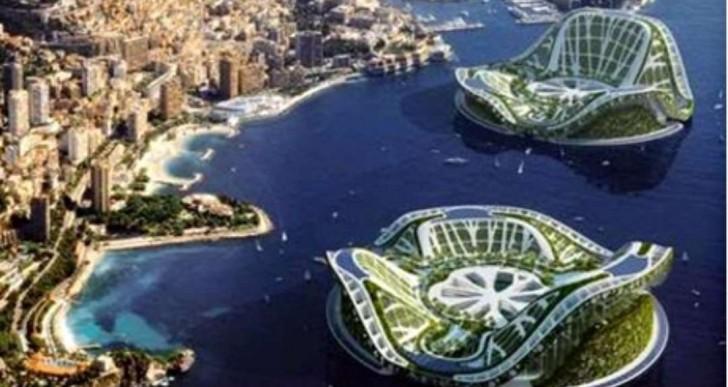 Las ciudades flotantes del futuro