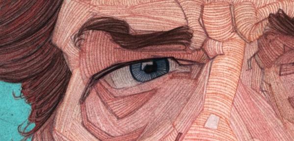 Las ilustraciones de Stavros Damos