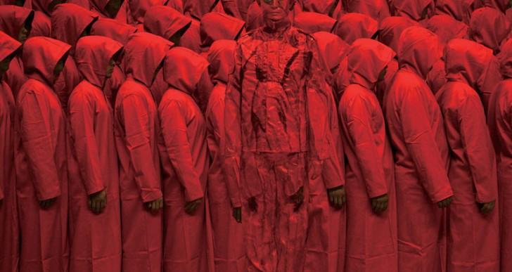 Liu Bolin: El hombre invisible