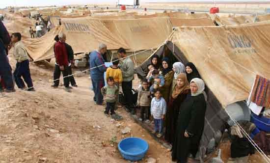 Existen más refugiados que hubo durante la Segunda Guerra
