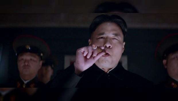 Esta película no tiene a Corea del Norte muy feliz