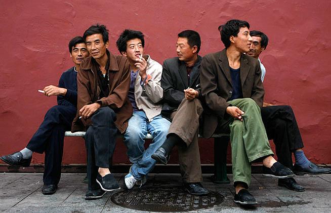Es difícil ser soltero en China