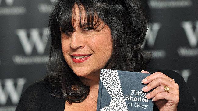 Autora de 50 Shades of Grey gana £33 millones