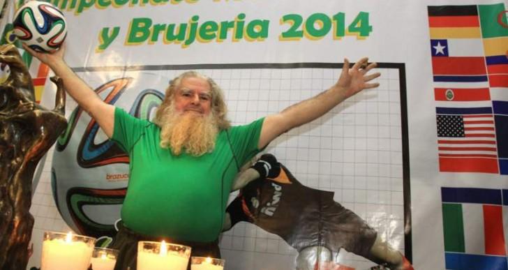 Brujo Mayor predice triunfo del Tri contra Holanda