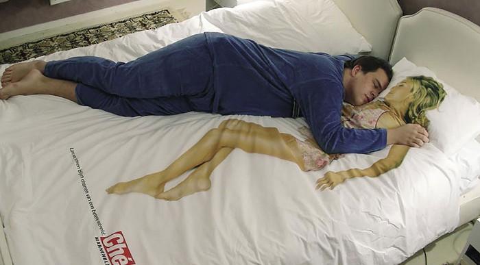 ¿Ya te vas a dormir? Te gustaría hacerlo en estos 20 creativos cobertores