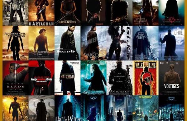 ¿Has notado que todos los carteles de cine son iguales?