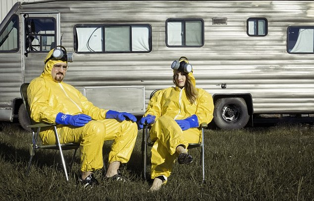 Si eres fan de Breaking Bad y estás a punto de casarte esto es para ti