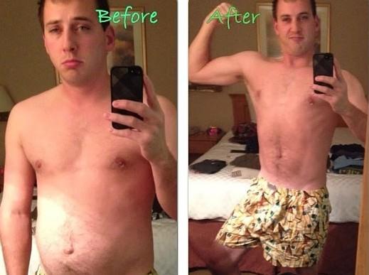 Aprende a bajar 7 kilos en 15 minutos