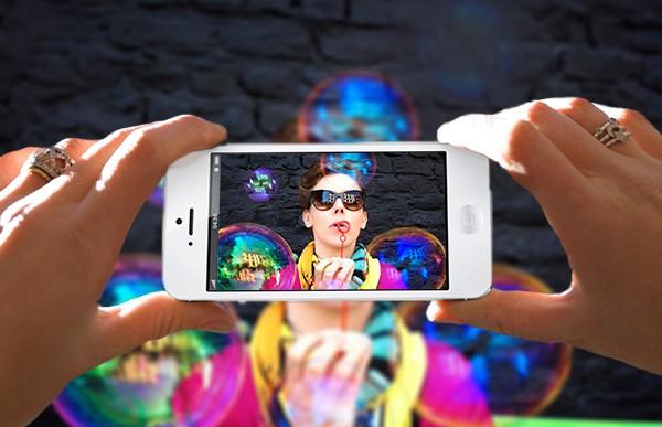 Vende las fotos de tu celular con 'Fotolia Instant'