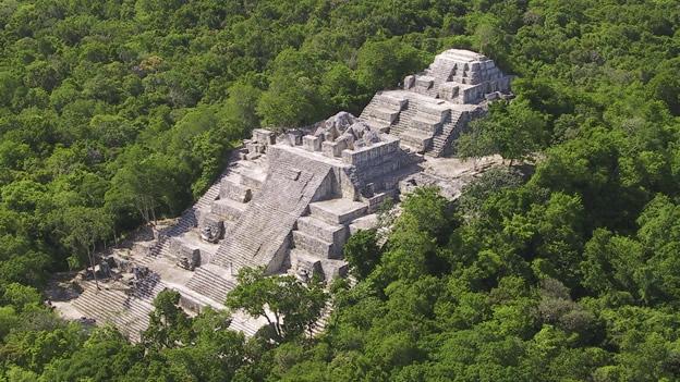 Sitio maya recibe doble estatus de patrimonio