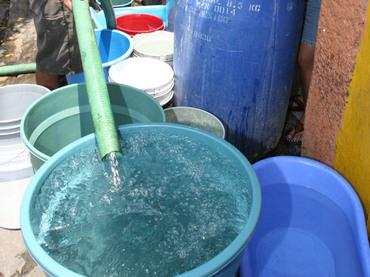 Normalizarán el suminsitro de agua en el DF