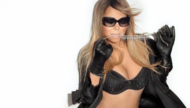 Mira cómo luce Mariah Carey antes y después de Photoshop