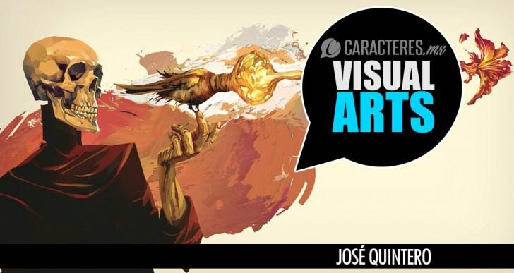 Visual arts: José Quintero