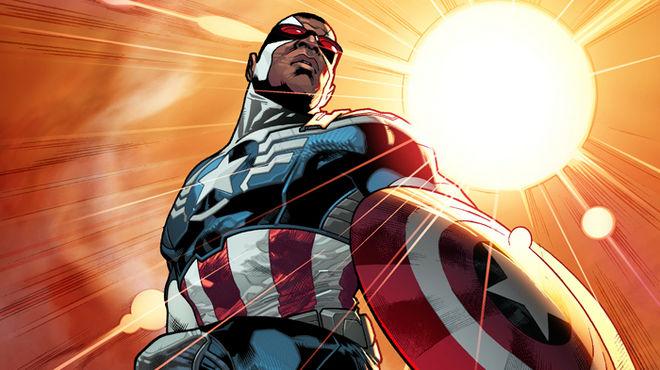 Marvel cambia: el Capitán América será afroamericano y Thor, mujer