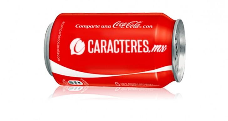 Estos son los nombres que aparecen en latas de Coca-Cola en México