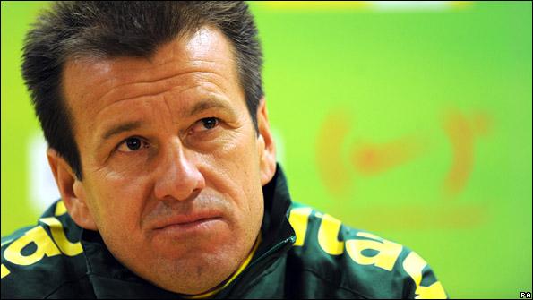 Dunga es el favorito para dirigir a la selección de Brasil