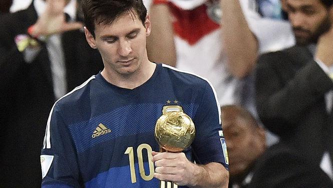 A ella también le molesta que Messi ganara el balón de oro